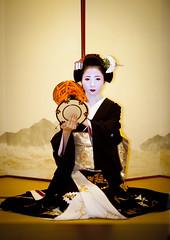 Sakkou, Mamehana #15 (Onihide) Tags: portrait japan kyoto maiko gionkobu kagai mamehana sakkou 豆はな 先笄
