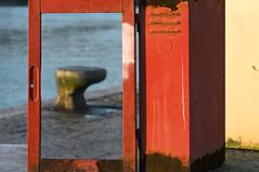 (mauspray) Tags: red italy green water yellow port river nikon fiume porto frame acqua rosso abruzzo cornice pescara d300 portocanale 85mmf14d