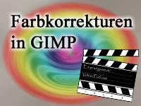 GIMP-Tutorials - Farbkorrekturen in GIMP