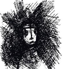 sketch No. 312 (Valdas M.) Tags: old blackandwhite sketch blackwhite noiretblanc silhouettes characters blancinegre enblancoynegro inbiancoenero sortoghvid svartochvitt svartoghvitt peopleshadow juodairbalta ernabl mustajavalge beltzaetazuria