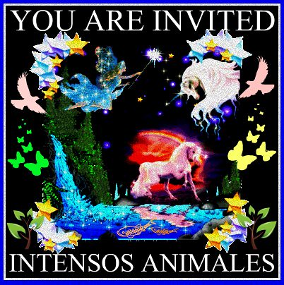 Intensos Animales by Nené 2008