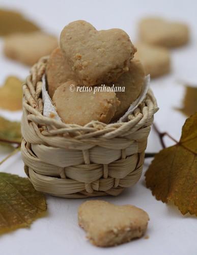 Bangket Kacang/Peanut Biscuits