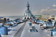 A Day at the Battleship (TomD77) Tags: battleship tomd ussalabama tomd77