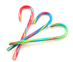 Wonka SweetTarts Candy Canes