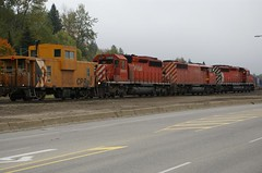 Classic Canadian Diesel Locomotives (davidneal) Tags: