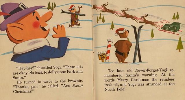 Yogi Bear Helps Santa012