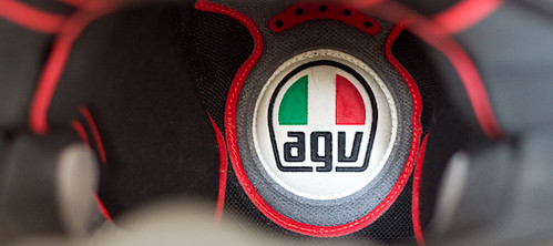 AGV GP Tech Motorcycle Helmet