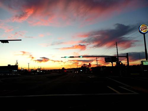 Milton Sunset