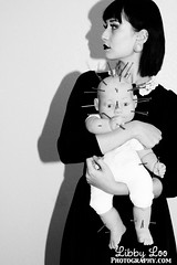 voodoo baby (Libby Loo) Tags: baby dark creepy nails voodoo hellraiser
