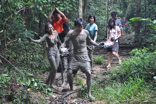 mud volcano - pulau tiga sabah-2