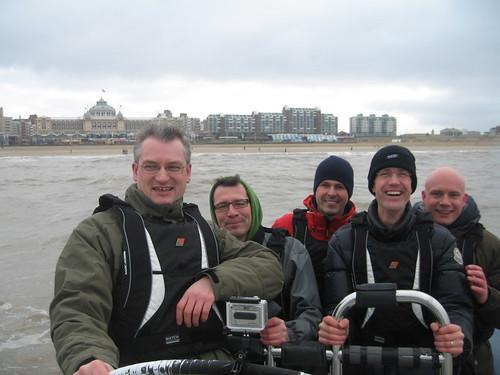 Dagje uit met Vrienden - Groep 1 - Jochen van Westendorp - Powerboat Scheveningen