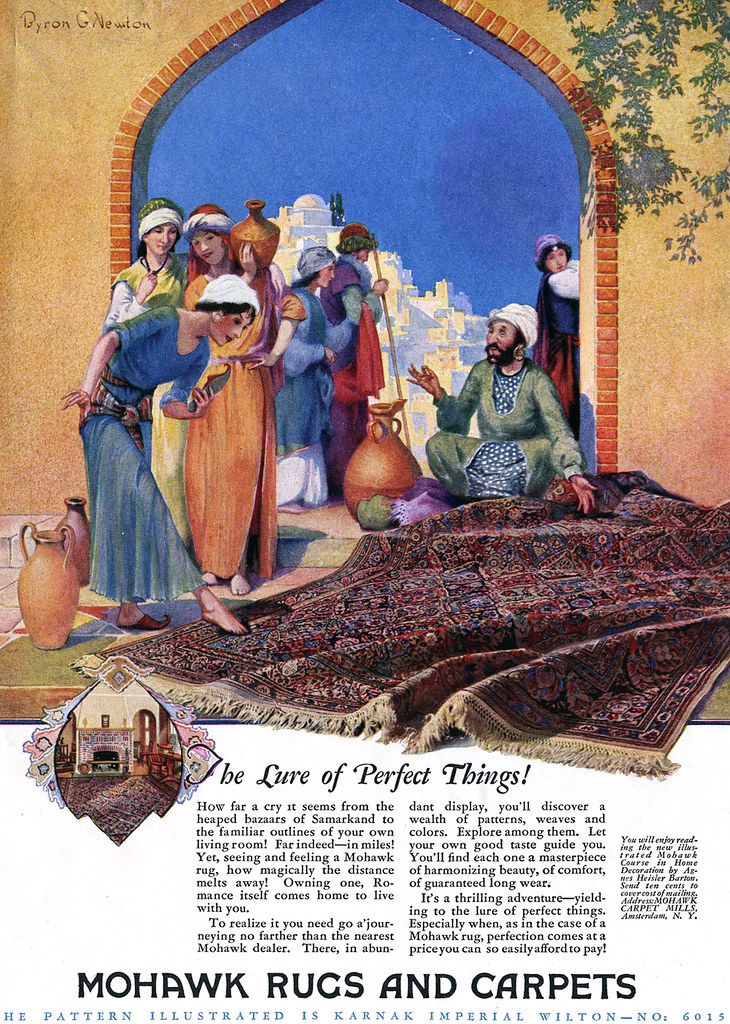 1928 Mohawk ad
