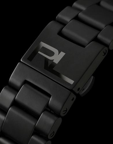 Ralph Lauren Sporting Chronograph Black Ceramic
