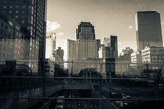 IMG_7695 (kz1000ps) Tags: boston massachusetts architecture urbanism cityscape downtown tower skyscraper bigdig i93 i90 interchange skyline splittone