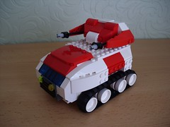 Bazyliszek - IFV (Śląski Hutas) Tags: lego moc bricks futuristic scifi poland polska military armour