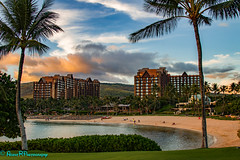 The Last Aulani Sunset (robertperrin25) Tags: aulani sunset lagoon hawaii dvc pacificocean