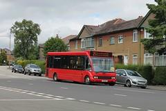 Colchri - LIG 1622 (V271 HEC) (MSE062) Tags: v271hec v271 hec blackpool transport halton liverpool scotland glasgow optare solo single decker bus colchri renfrew paisley lig1622 lig 1622
