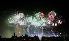 All lit up (Eddie Crutchley) Tags: europe england london fireworks beauty silhouette simplysuperb wonderful greatphotographers