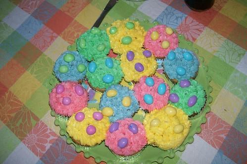 eastercupcakes