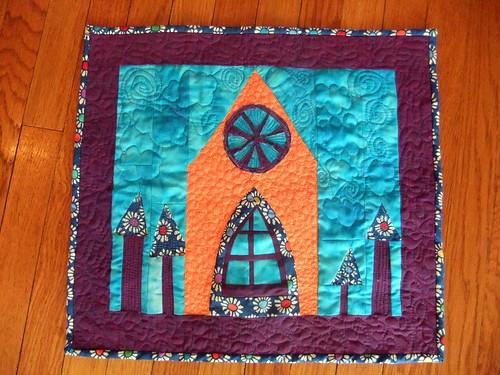Manuela's ICE quilt