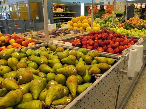Fruits in Super Market