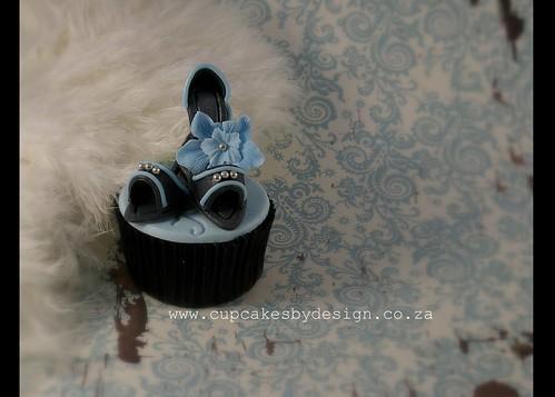 Bianca's shoe cuppie!