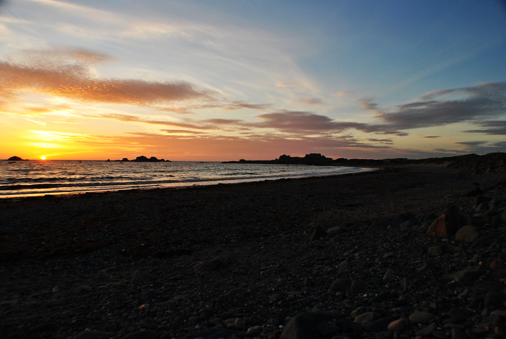 Grandes Rocques Sunset (2)