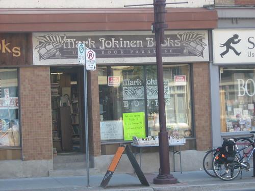 Mark Jokinen Books is leaving -