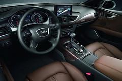 2012 Audi A7 Sportback photos / videos - AUDI A7 SPORTBACK PHOTO