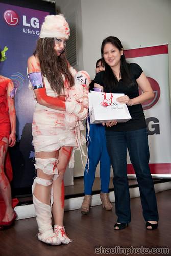 Female Best Dressed Winner