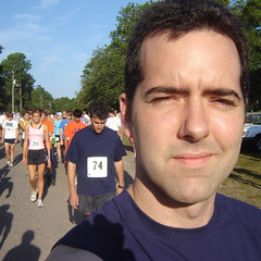 July 4 Cross Country Run, 2007