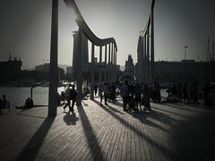 Barcelona, Mare Magnum (laurentlouis46) Tags: barcelona city airport spain harbour bcn ciudad panasonic espana barceloneta parcguell espagne casabattlo boqueria tibidabo montjuic barcelone maremagnum perdrera citytrip lumixaward llphotography laurentlouis laurentlouisphotography