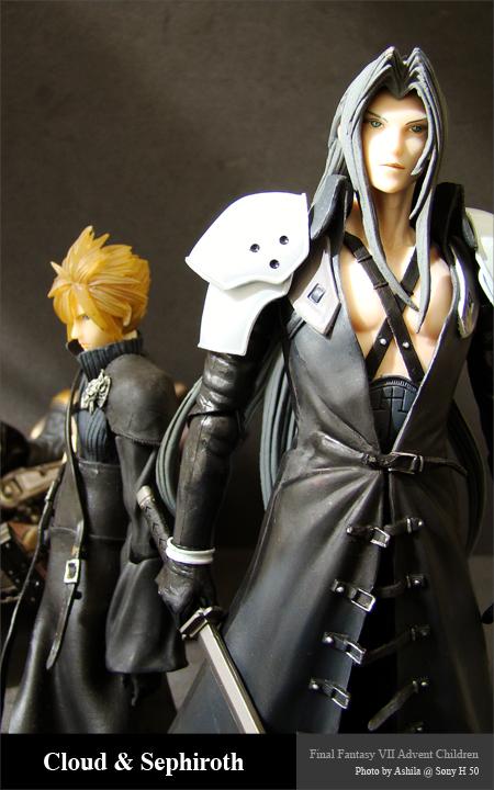 Cloud&Sephiroth