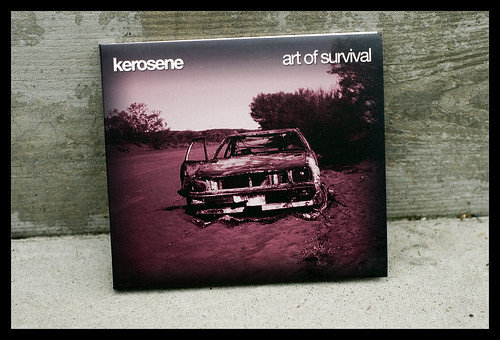 kerosene - art of survival
