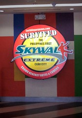 I Survived The Philippines First Skywalk Extreme Cebu City