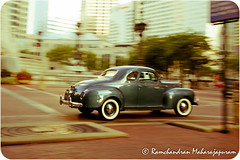 '40 Dodge (me_ram) Tags: green beautiful canon vintage photography downtown angle indianapolis parking 1940 wide working indiana motionblur starbucks dodge ram panning beautifully maintained copyrighted monumentcircle 2door meram ramchandran maharajapuram rammaharajapuram