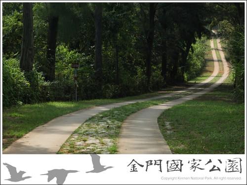 烈嶼車轍道(5.4km)