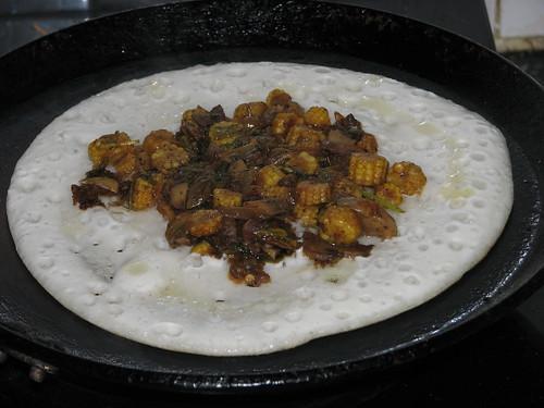 Exotica Pancaka - Veggie Dosa