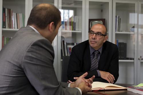 Francesc Baltasar a l'ACN