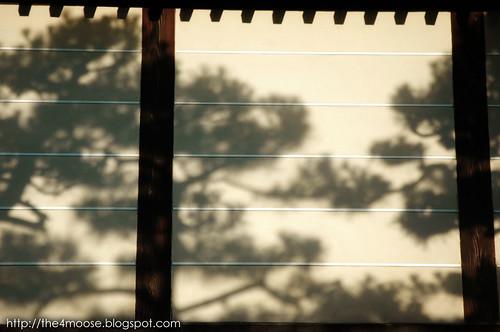 Higashi-Hongan-ji 東本願寺 - Shadows