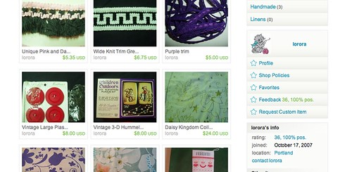 knittn' kitten's new etsy shop!