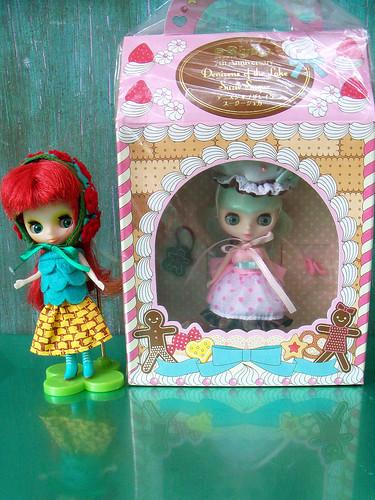 Petite Blythe Suzie Sugar & Muchacha Zukin
