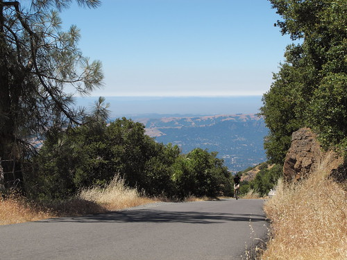 Mount Diablo fun ride