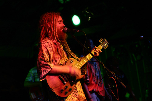 Joseph Israel & The Jerusalem Band @ George's