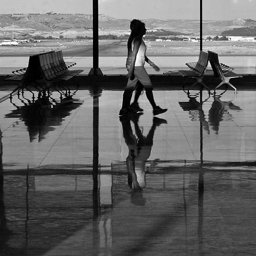 aeropuerto - el aburrimiento de estar de paso by eMecHe
