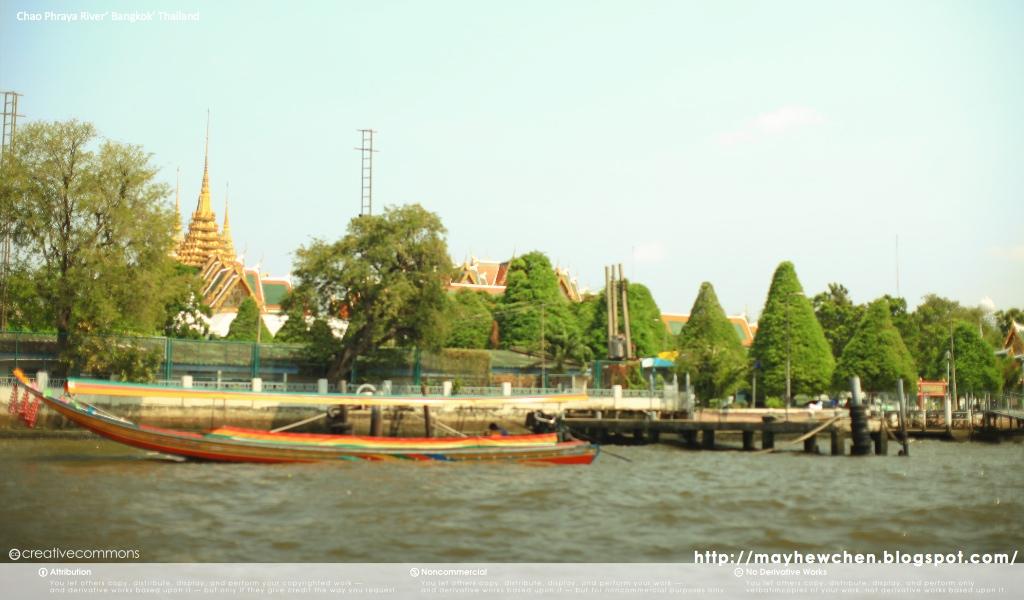 Chao Phraya River 04