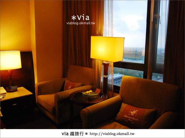 【台南住宿】我在台南遇見峇里島‧桂田酒店20