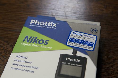 Phottix Nikos C6