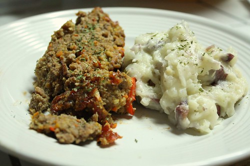 Meatloaf/Potatoes