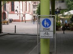Ciclismo en Frankfurt
